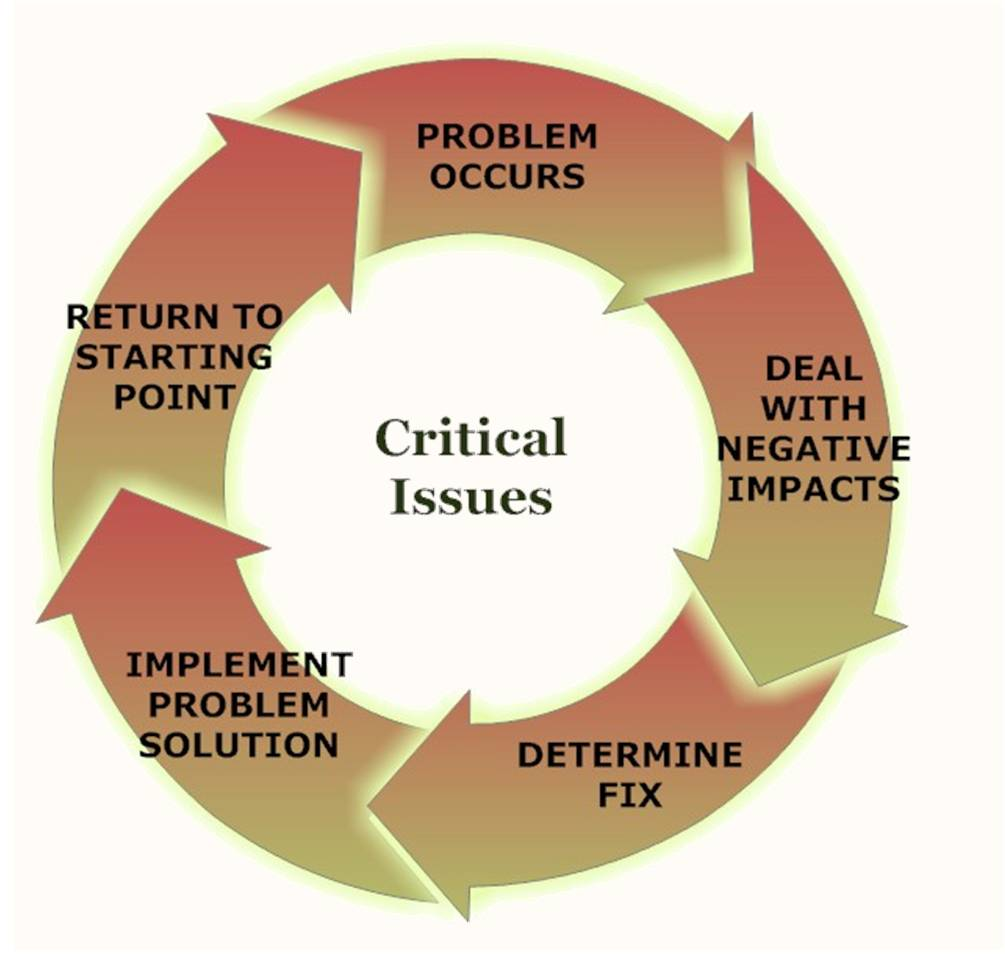 Strategic Issues Vs Critical Issues Street Smart Leader